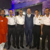 Proud Kazhaks at the Indian Navy's Golden Jubilee Celebrations of its Submarines arm